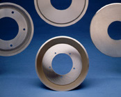 Shear Cut Knife Slitter Blades - Burris Machine Company